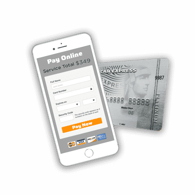 Towing Company Payment Portal