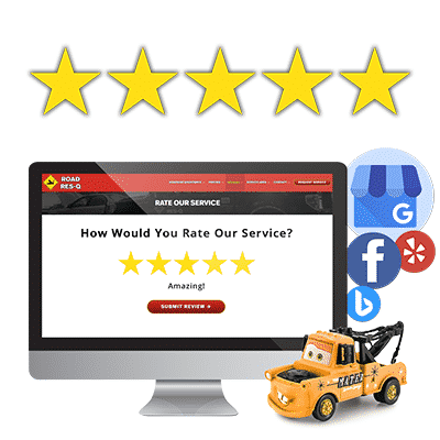 Towing Company Reviews and Reputation Management